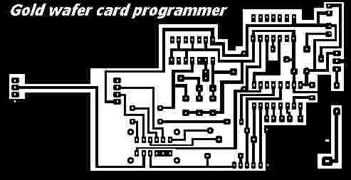 плата программатора